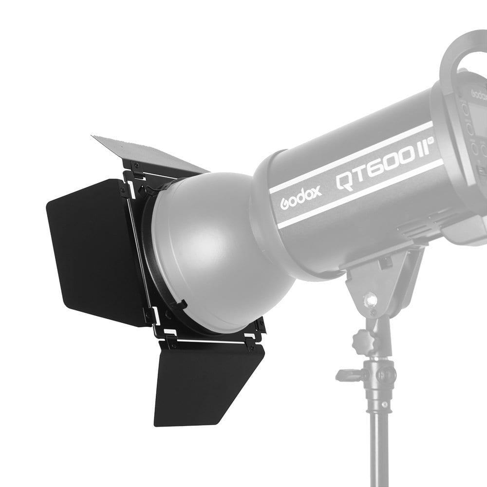 Barn Door Grid And Gel Kit For 7in Reflector Flashgear
